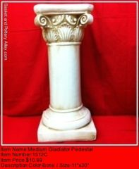 Medium Gladiator Pedestal - #1512C