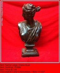 Lareg Diana Bust - #1509M