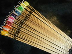 "Youth Arrows 1/2 Dozen 24"""