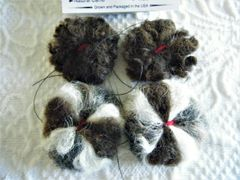 Wooly Whispers Bow String Silencers