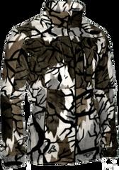 FLEECE JACKET #500 Fall GreySize M 99.95