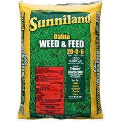 Bahia Weed & Feed 20-0-6 20lb