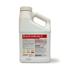 Brandt Indicate 5 Adjuvant, pH Indicator, Acidifier, Water Conditioning Agent