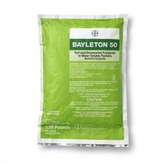 Bayer Bayleton 50 Fungicide WSP (Triadimefon - 50%) (4 x 5.5 oz. WSP)