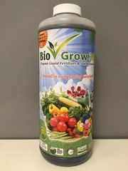 Bio Grow 365 100% Natural Organic Liquid Fertilizer (OMRI listed)
