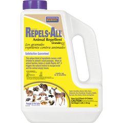 Shot Gun Repels All Animal Repellent Granules, by Bonide Products Inc, (3lbs.)