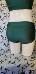 British racing green bottoms