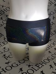 Ebony diamond dust bottoms