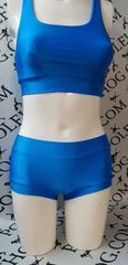 ** new** blue colourz bottoms