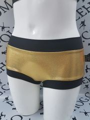 **new** Gold diamond dust bottoms