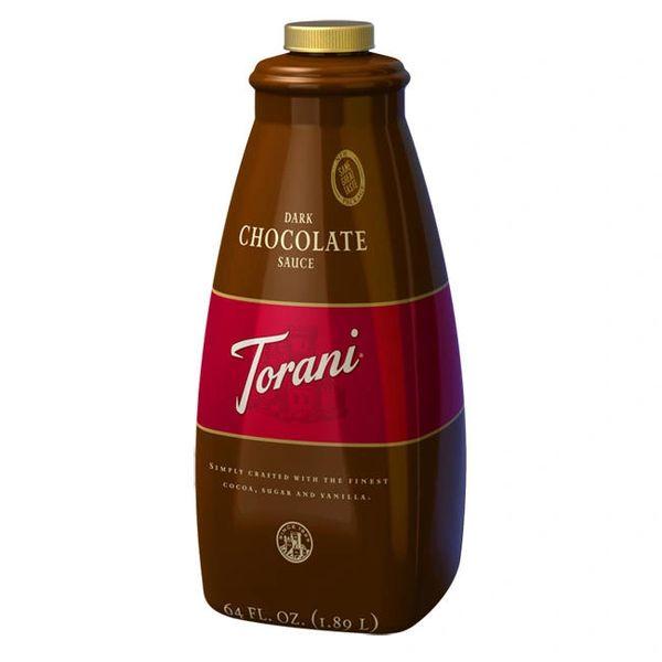 Torani Dark Chocolate Sauce