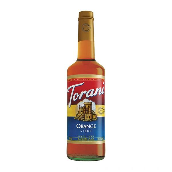 Torani Orange Dairy Friendly Syrup
