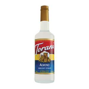 Torani Almond (Orgeat) Syrup
