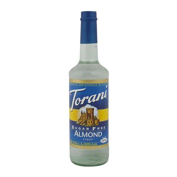 Torani Almond Syrup Sugar Free