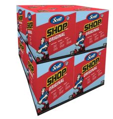 SCOTT® SHOP TOWELS POP-UP BOX