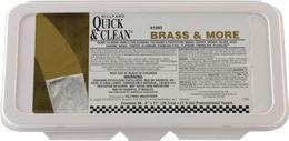 Quick & Clean® Brass & More Wipes