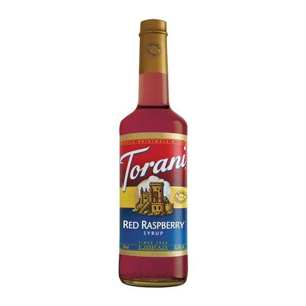 Torani Red Raspberry Dairy Friendly Syrup
