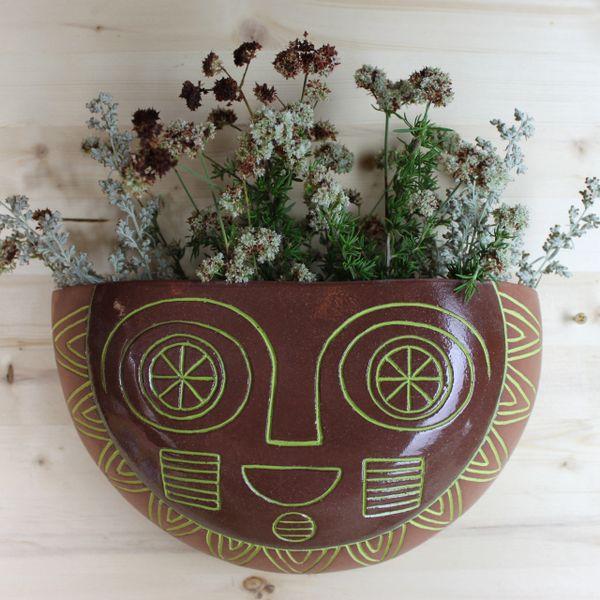 wall planter corduroy 16