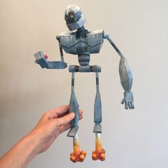 Iron Giant-You Can Fly?- SOLD