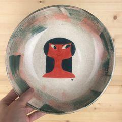 girl bowl