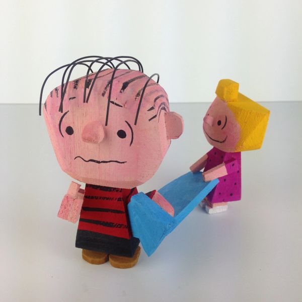 Linus and Sally