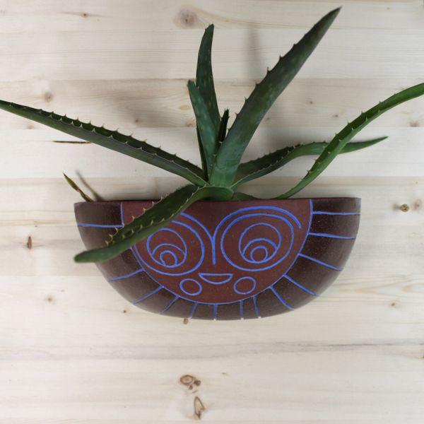wall planter corduroy 14