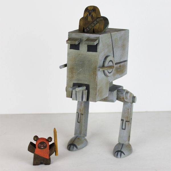 Wookie AT-ST