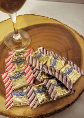 Dozen Fresh Ghiradelli White & Dark Chocolate Peppermint Bark Squares Mix