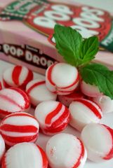 Tootsie Pops Pop Drops Peppermint Flavor Theater Box Candy