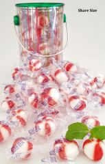 The Mint Shack King Leo Soft Peppermint Puffs Candy Tins