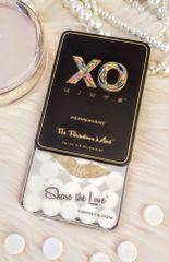 Designer XO Mints Peppermint The Flirtatious Mint Candy Tins