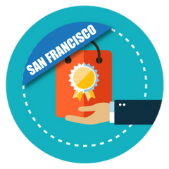 San Francisco Individual Package – Days 1-5: 29 Apr – 3 May 2019