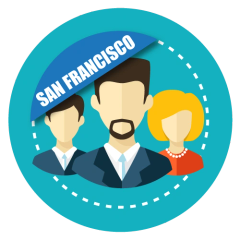 San Francisco Corporate Package – 5-Day Courses for 3 attendees, plus optional add-ons for additional attendees: 29 Apr - 3 May 2019