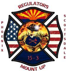 15-3 REGULATORS - MOUNT UP