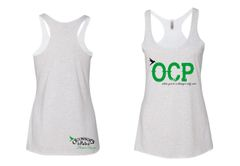 OCP Tank - where you're only a stranger once