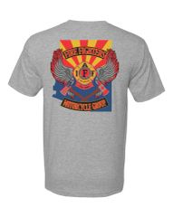 Firefighter Motorcycle Group AZ Chapter Tshirt