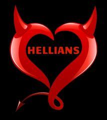 Hellians Ladies Tanks