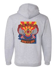 Firefighter Motorcycle Group AZ Chapter Hoodie