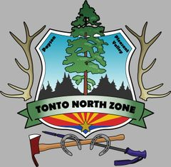Tonto North Zone Ladies LONG Sleeves