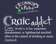 Craic Addict 2016 Edition