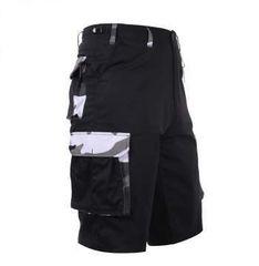 Camo Accent Shorts | 7795