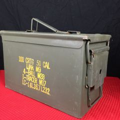 AMMO CAN - .50 CAL