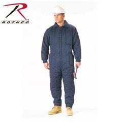 Cold Weather Insulated Coveralls