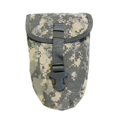 ACU Entrenching Tool Carrier Pouch | Used 8465-01-524-8407