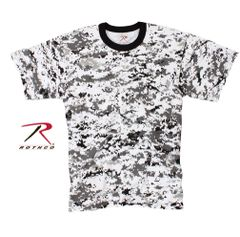CITY DIGITAL CAMO T-SHIRT