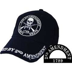 2ND AMENDMENT,1789 CAP