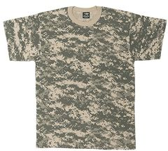 ACU DIGITAL CAMO T-SHIRT