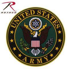 Rothco US Army Seal Decal