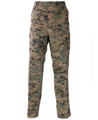 Marpat BDU Tactical Military Pants Propper Genuine Gear ZipperFly 60/40 Ripstop
