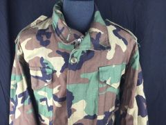 GENUINE US MILITARY FIELD JACKET | WOODLAND